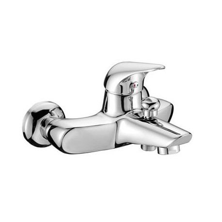 Смеситель для ванны с коротким изливом, керамич. картридж 40 мм Sedal, без аксессуаров