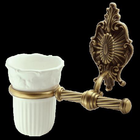 ELISABETTA Cтакан настенный, керамика