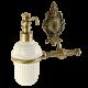 ELISABETTA Дозатор жидкого мыла настенный, керамика