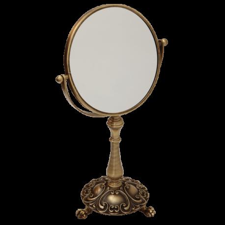 ELISABETTA Зеркало оптическое D18xH36 см. (3Х) настольное