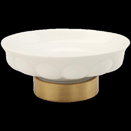 OLIVIA Mыльница настольная, керамика