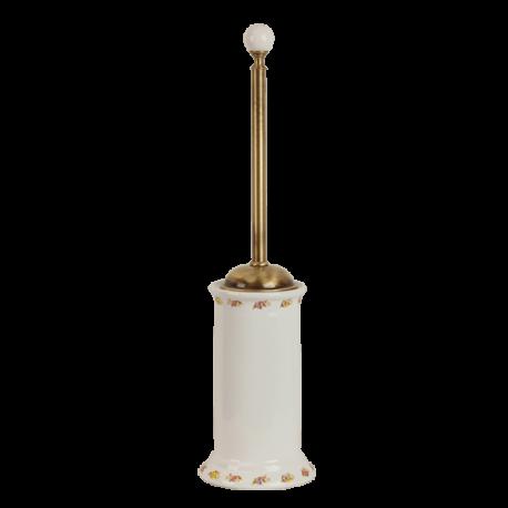 PROVANCE Ершик напольный, керамика с декором