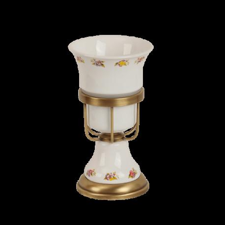 PROVANCE Стакан настольный, керамика с декором