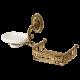 EDERA Мыльница с корзинкой настенная, керамика