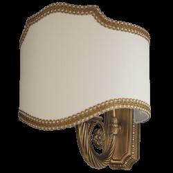 MIRELLA Светильник настенный H25хL20хP20 cm, ткань