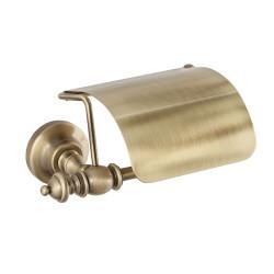 VINTAGE держатель для туалетной бумаги с крышкой витринный товар без упаковки