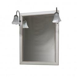 модель ALBION 60 70 зеркало со светильниками