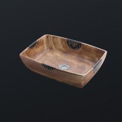 раковина керамическая 480x340x140