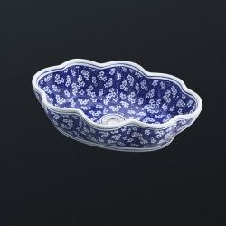 раковина керамическая 560x380x150 Синева