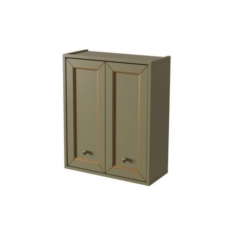 шкаф навесной ALBION 60 две двери Отделка: B023