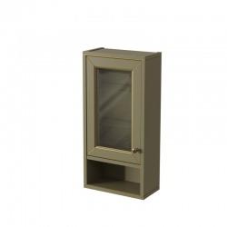 шкаф навесной с нишей ALBION 360 левый