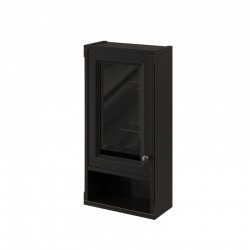 шкаф навесной с нишей JARDIN 36 левый Отделка: B032