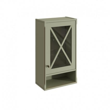 шкаф навесной NAPOLI 450 правый Отделка: B059