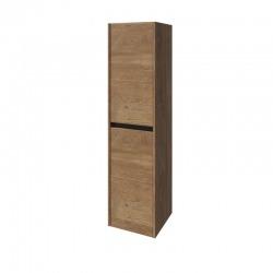 SEATTLE шкаф-пенал левый Отделка: Дуб Кантри