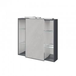 Зеркальный шкаф 80 навесной