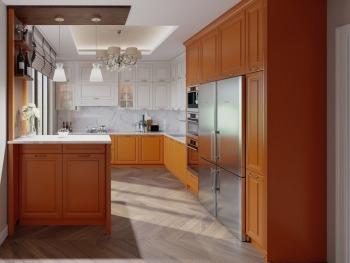Пример кухни №14