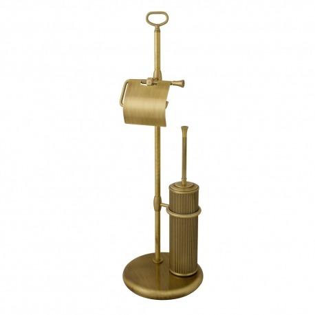 FORTUNA Стойка WC h74 см. 2-х функциональная