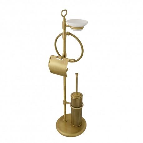FORTUNA Стойка WC и биде, h84 см. 4-х функциональная