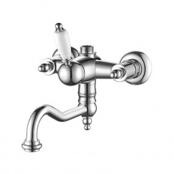 """ADRIA–Uno смеситель для ванной со штуцером 3/4"""""""