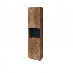 NOVARA шкаф-пенал с нишей правый Отделка: Дуб Кантри