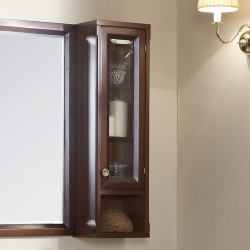 шкаф навесной с нишей JARDIN 24