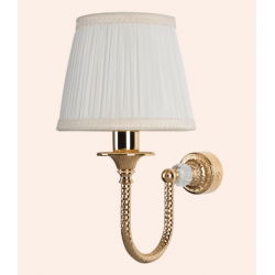 TW Murano Светильник настенный с текстильным абажуром