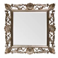 TW Зеркало в раме 106х106см