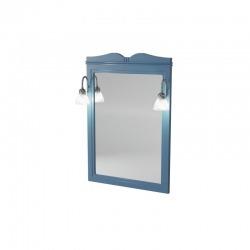 зеркало BORGO 60–70 с отверстиями для светильника