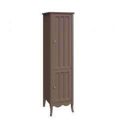 MARSEL шкаф–пенал Отделка: Шоколад