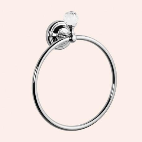 TW Crystal 015 полотенцедержатель кольцо