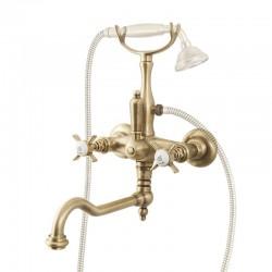 BRISTOL поворотный смеситель для ванной с подставкой