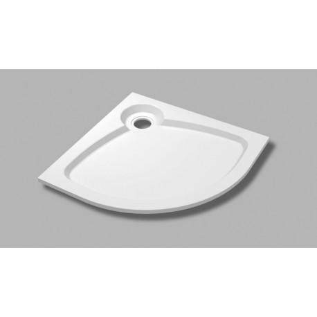 Встраиваемый поддон из искусственного мрамора CEZARES TRAY-S-R-56-W