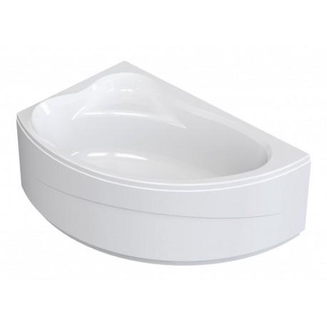 Ванна акриловая CEZARES TEBE-L левая