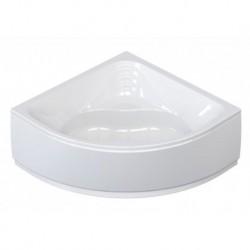 Ванна акриловая CEZARES CETINA 140x140x41