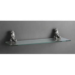 Полка стеклянная подвесная ART&MAX AM-B-0613