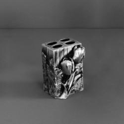 Подставка для зубных щёток настольная ART&MAX AM-B-0082B