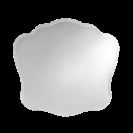 Зеркало фигурное с фацетом 25 мм, D95