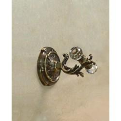 Крючок двойной подвесной ART&MAX AM-1784-C