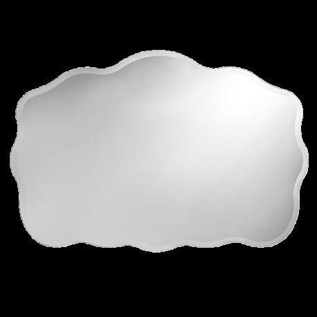 Зеркало фигурное с фацетом 25 мм, D120