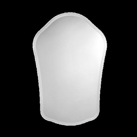 Зеркало фигурное с фацетом 25 мм, D60
