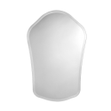 Зеркало фигурное с фацетом 25 мм