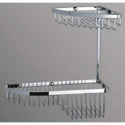 Полка угловая подвесная ART&MAX AM-G-2822