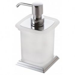 Дозатор для жидкого мыла настольный ART&MAX ZOE AM-G-6832