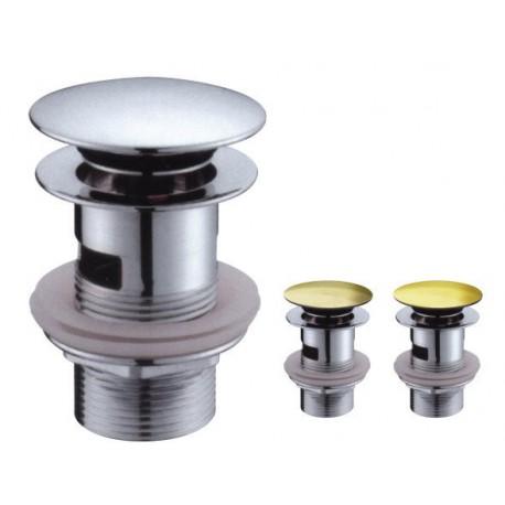Донный клапан с системой Клик-клак с переливом Articoli Vari CZR-SAT-01(02,03)
