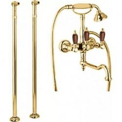 Напольный смеситель для ванны CEZARES FIRST-VDP2