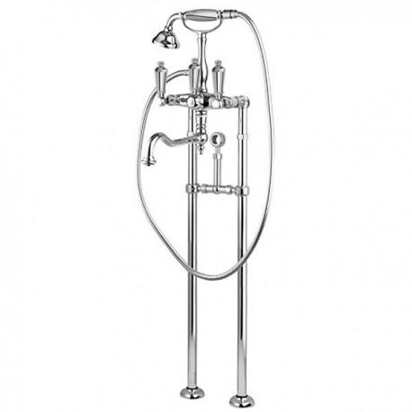 Напольный смеситель для ванны CEZARES FIRST-VDPS2