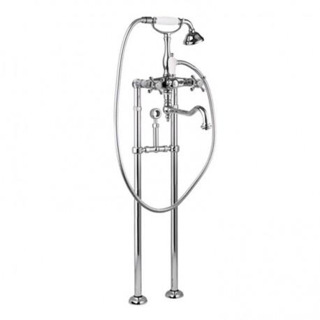 Напольный смеситель для ванны CEZARES GOLF-VDPS2