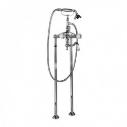 Напольный смеситель для ванны с ручным душем CEZARES ATLANTIS-VDP2-Sw