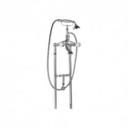 Напольный смеситель для ванны с ручным душем CEZARES ATLANTIS-VDPS-Sw