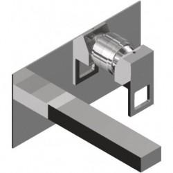 Встраиваемый смеситель на раковину без донного клапана CEZARES MOLVENO-BLS2